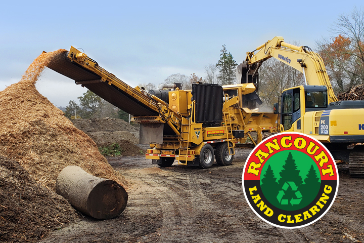 Rancourt Land Clearing in the Spotlight with Horse Source